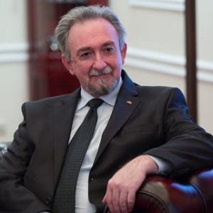 Ambassador Prof. Dr. Pande Lazarevski