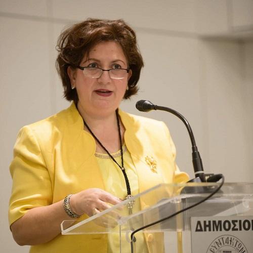 Prof. Dr. Eleni Hadjiconstantinou