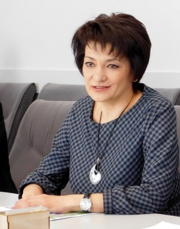 Ms. Marina Vladimirovna Filonova