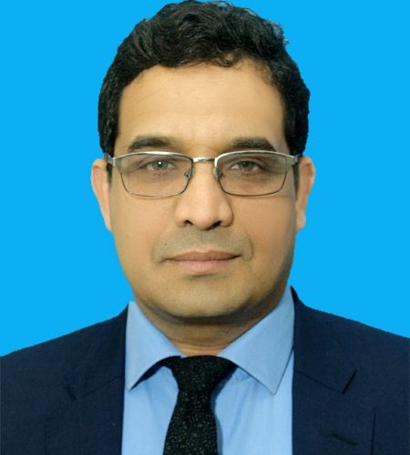Dr. Liaqat Ali Shah