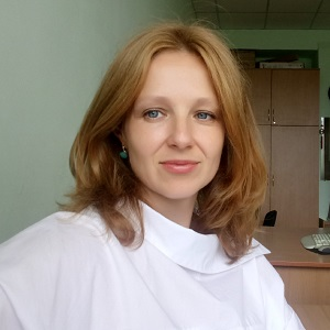 Olena Chygryn